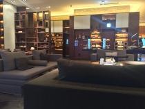 Conrad Executive Lounge.